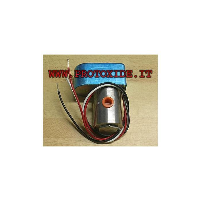 Kauko venttiilin aukon sulkemiseksi säiliön ilokaasua Varaosat typpioksidijärjestelmille