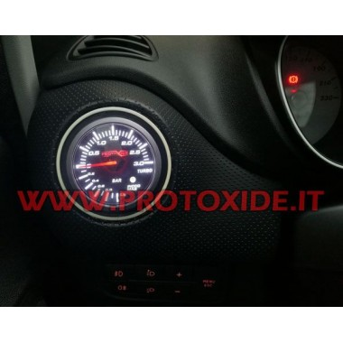 Turbo Grandepunto EVO Multiair 1.4 Turbo pressure gauge in nozzle