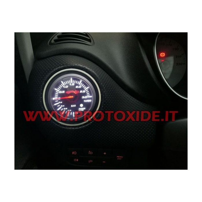 Peugeot 308 turbo dysza ciśnieniomierz z pamięcią i alarmem