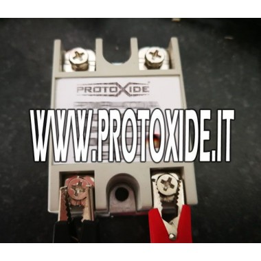 100 AMP 12 volt DIGITAAL relais Schakelaars en knoppen