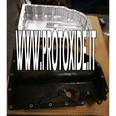 CNC eļļas panna Vw Audi 2000 tfsi turbo dzinējiem Ūdens radiatori, eļļas, mediji, ventilatori un pannas