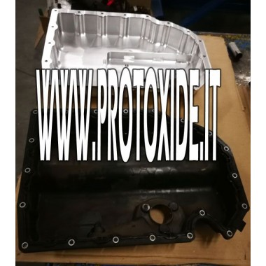 Olla d'oli CNC per motors turbo Vw Audi 2000 tfsi Radiadors d'aigua, oli, mitjans de comunicació, aficionats i paelles