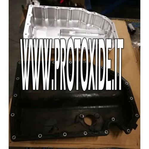 Coppa olio CNC per motori Vw Audi 2000 tfsi turbo Radiatori acqua e olio, Supporti, kit raffreddamento, ventole e vaschette