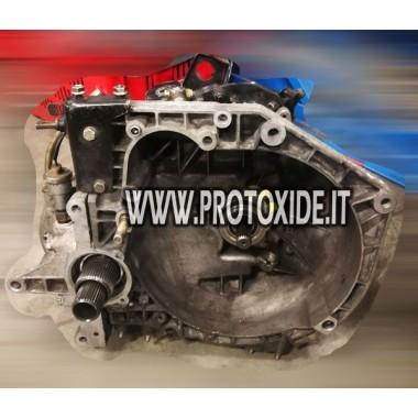 Wijzigingsset voor mechanische lagers met hydraulisch versterkte Lancia Delta 2.000 16v Versterkte koppelingskussens