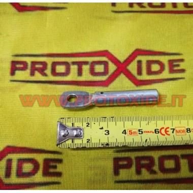Třepačka pro odpadní dveře s typem 1 oka Vnitřní odpadní vrata