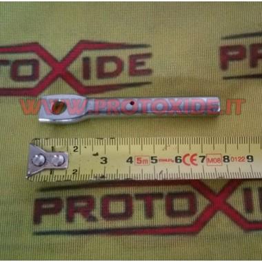 Splint for wastegate with Type 2 eye Internal wastegate