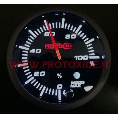 Indikátor hladiny paliva 60 mm Palivoměry a iných kvapalín
