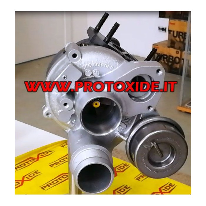 турбокомпрессора комплект плюс GTO262 1600 Peugeot 207, RCZ, Citroen DSG, Minicooper R56 R59