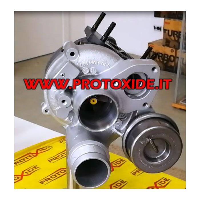 turboladdare kit plus GTO262 1600 Peugeot 207, RCZ, Citroen DSG, Minicooper R56 R59