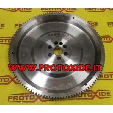 Flying ultralight steel Fiat Punto Gt