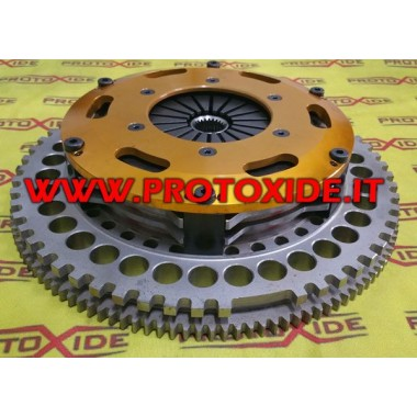 Flywheel Kit with steel reinforced clutch Bidisco Hyundai Genesis 2000 turbo