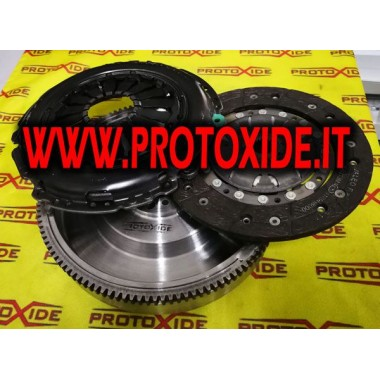 Single-mass flywheel kit steel reinforced clutch T-Jet Abarth Steel flywheel kit complete with reinforced clutch