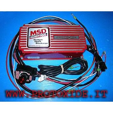 Elektronisk tænding med tidsforsinkelse og superbobina Power ups og boosted coils