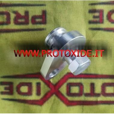Tap per tancar la mànega d'aigua per als motors Fiat 500 Abarth -TJet amb TD04 turbo accessoris Turbo