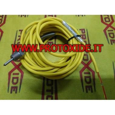 水、空気、油温を測定するためのプロ仕様の熱電対プローブ センサ、熱電対、ラムダプローブ