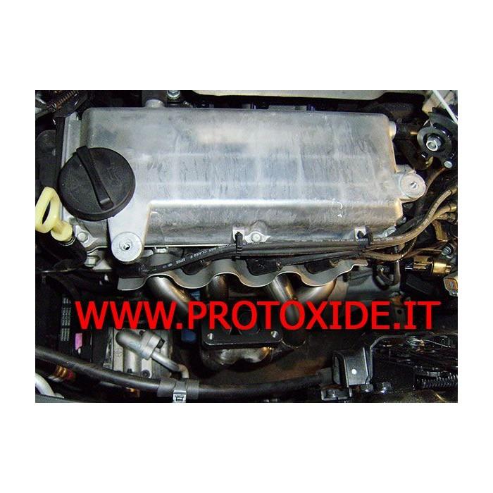 Collettore scarico acciaio Hyundai I10 1.1 Turbo con wastegate esterna Collettori in acciaio per motori Turbo Benzina