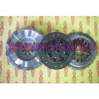 Single-mass flywheel kit reinforced FIAT 1.3 JTD OPEL VAUXHALL