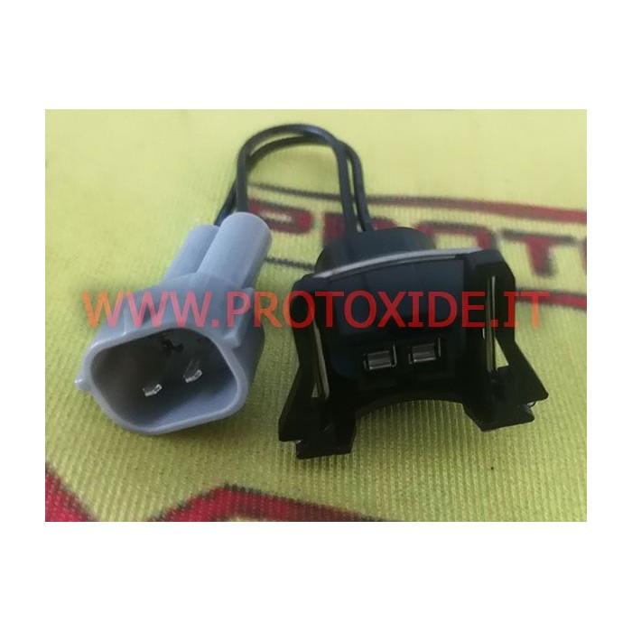Connectors for injectors