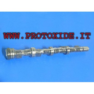 One camshaft for turbo