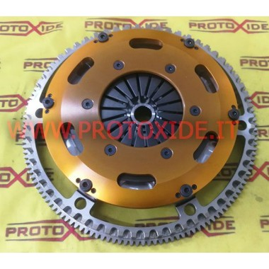 Flywheel Kit Renault Clio RS steel with reinforced clutch Alu plug and play