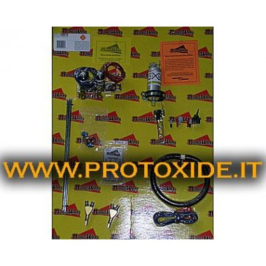 Kituri de protoxid de azot pentru Suzuki Burgman 650
