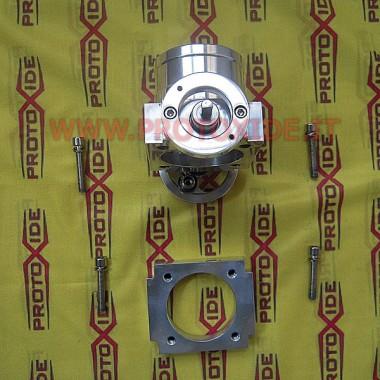 Cuerpo del acelerador 60mm CNC mariposa sobredimensionada Válvulas de mariposa sobredimensionadas