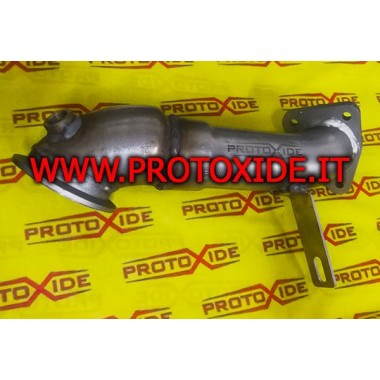 Free exhaust downpipe for Opel Astra 1.400 Turbo A14NET Downpipe for gasoline engine turbo