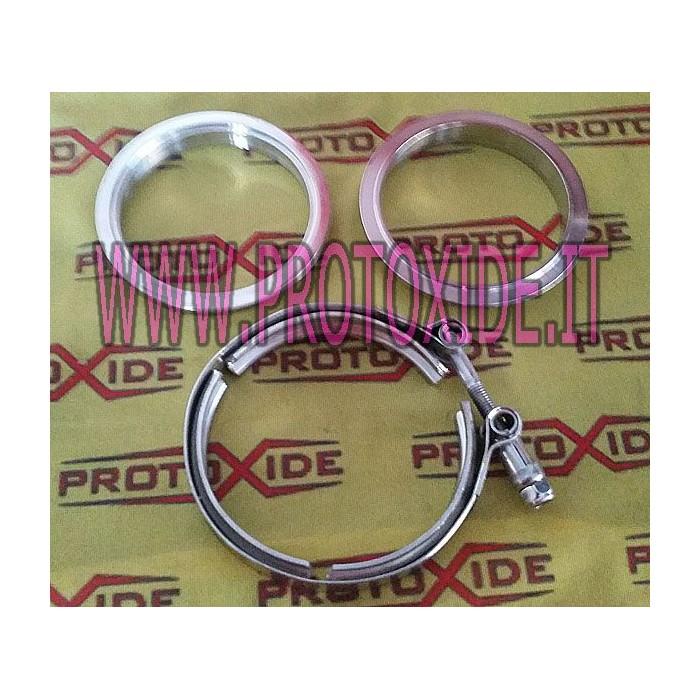Kit fascetta Vband con flange anelli vband 89mm