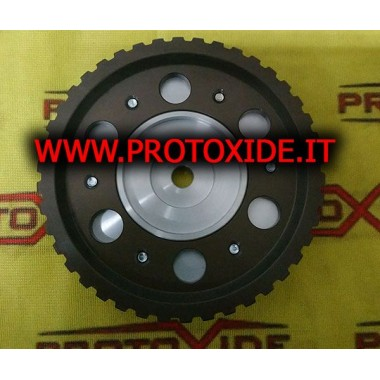 adjustable pulley Uno Turbo 1300 first series Adjustable motor pulleys and compressor pulleys