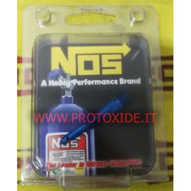 Nipple 6AN - 1-8 npt dritto