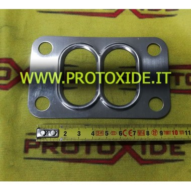 Gasket for turbo T3 divided
