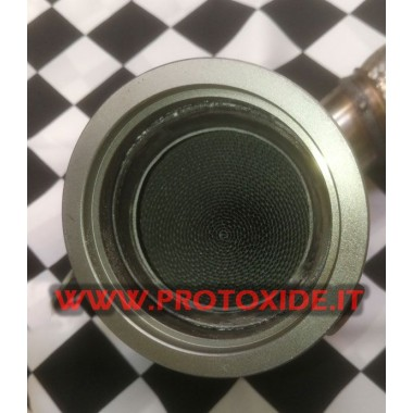 Katalyseret udstødningsrør til MiniCooper F56 2.000 Turbo og JCW Downpipe for gasoline engine turbo
