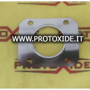 Φλάντζα μεταξύ του Turbo και του πολλαπλού για το Fiat 500 Abarth Ενισχυμένα σώματα Turbo, Downpipe και Wastegate