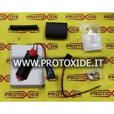 Fuel pump installation kit with 400hp internal Petrol fuel pumps