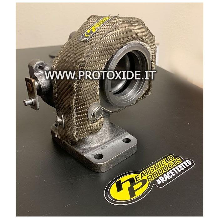 Coperta turbocompressore Mitsubishi TD04 cuffia semirigida Bende e Protezioni calore