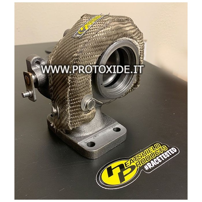 Hoofdtelefoon thermische beveiliging turbocharger semi-
