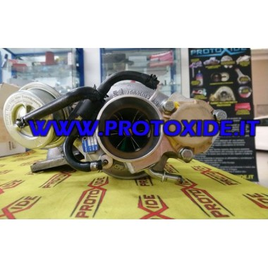 Change of turbocharger OPEL Astra 2000 Plug and Play