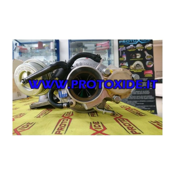 Изменение турбокомпрессора OPEL Astra 2000 Включай и работай