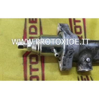 Benzindruckregler an der Flöte für Renault Clio 1800 und 2000 Williams Benzindruckregler