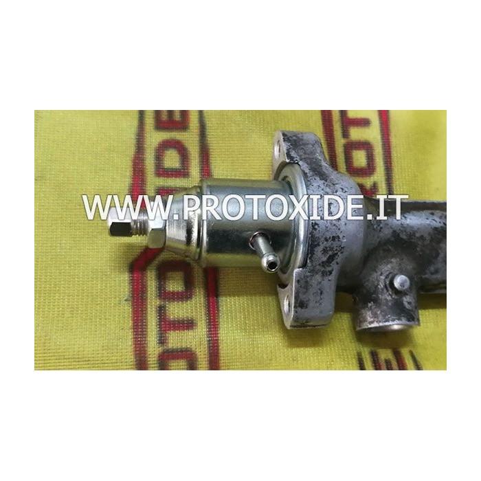 Regulador de presión en la flauta para Fiat Lancia Alfa