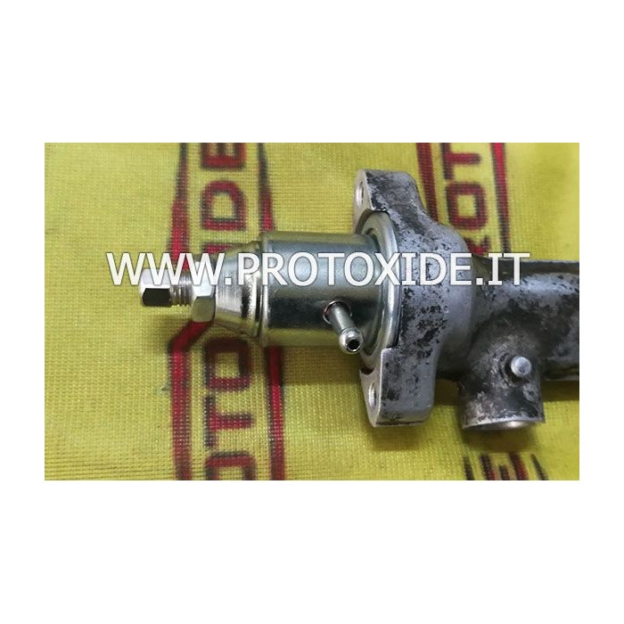 Regulador de pressão na flauta para Fiat Alfa Lancia