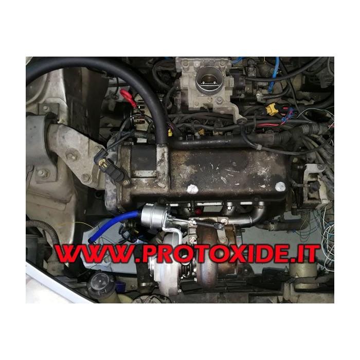 Kit trasformazione Turbo motori Fire Fiat-Alfa-Lancia 1200 8v PARTI ESTERNE