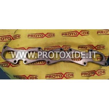 Flangia collettori scarico Fiat Coupe 2.000 turbo 20v Flange collettori di scarico