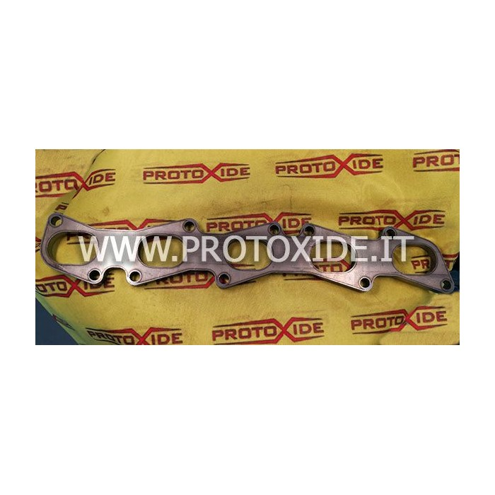 Flange head engine Fiat Coupe 2.0 20v turbo Flanges exhaust manifolds