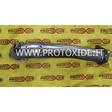 Downpipe drain short Grande Punto 1.4 Turbo 500 TD04 - 1548
