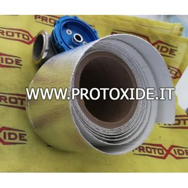 3м лепило отразяващ термична бариера на 8 см Превръзки и топлинна защита