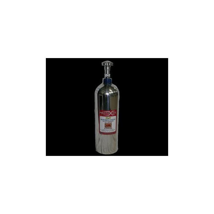 CHROME cilindru un CE atbilst 4kg tukšs Cilindri slāpekļa oksīdam