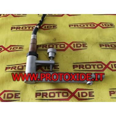 Pinza per analisi gas scarico carburazione pistola per inserimento sonda lambda carburazione Attrezzatura specifica