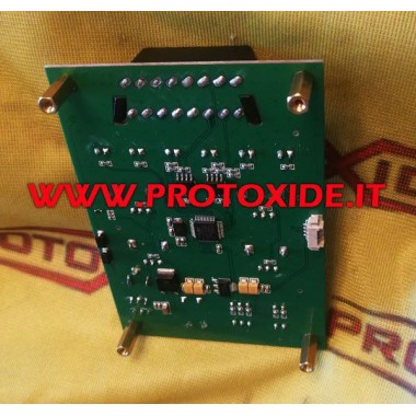 Interface control module to manage engine electronic throttle