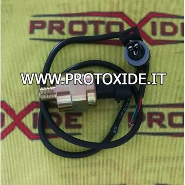 Druksensor 0-10 bar toevoer 5 volt druksensoren